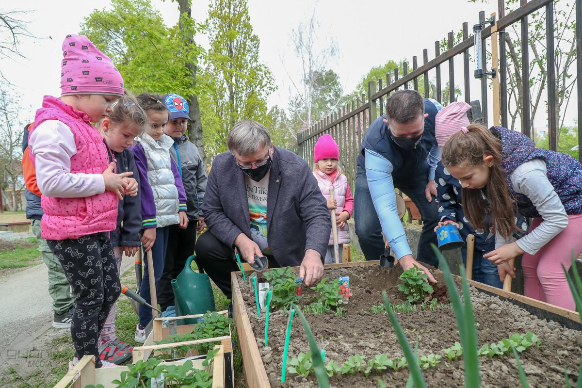 Nemzedékek kertje