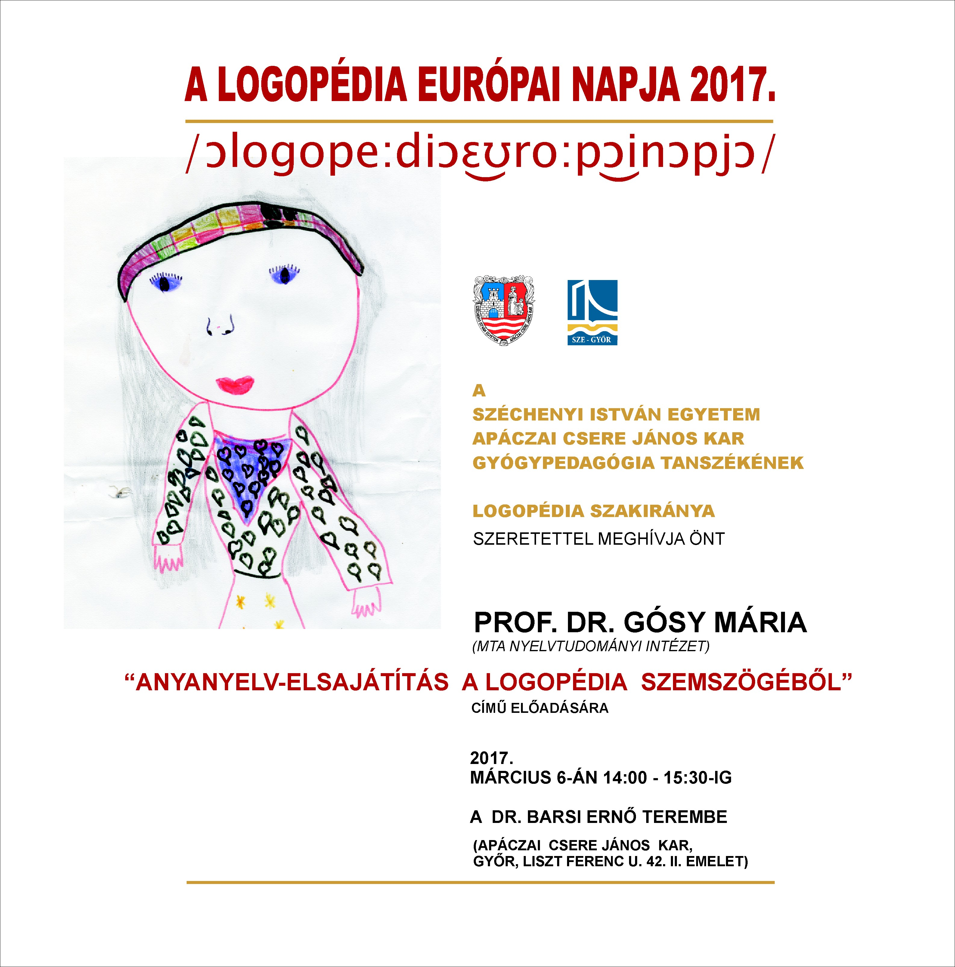 Logopédia európai napja